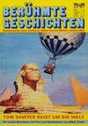 Cover for Bastei Sonderband (Bastei Verlag, 1970 series) #25 - Tom Sawyer reist um die Welt