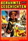 Cover for Berühmte Geschichten (Bastei Verlag, 1970 series) #2