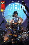 Cover Thumbnail for The Agency (2001 series) #1 [Cover B]