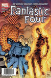 Cover for Fantastic Four (Marvel, 1998 series) #510 [Direct Edition]