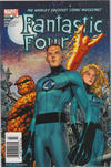 Cover for Fantastic Four (Marvel, 1998 series) #525 [Newsstand Edition]