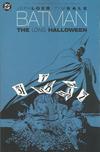 Cover Thumbnail for Batman: The Long Halloween (1999 series) #[nn] [Second through Fourth Printings]