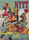 Cover for Serie-nytt [Serienytt] (Formatic, 1957 series) #2/1958