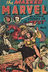 Cover for The Masked Marvel (Atlas, 1953 ? series) #2