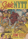 Cover for Serie-nytt [Serienytt] (Formatic, 1957 series) #7/1958
