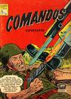 Cover for Comandos Esforzados (Editora de Periódicos La Prensa S.C.L., 1956 series) #61