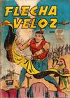 Cover for Flecha Veloz (Editora de Periódicos La Prensa S.C.L., 1954 series) #19