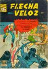 Cover for Flecha Veloz (Editora de Periódicos La Prensa S.C.L., 1954 series) #59