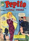 Cover for Pepito (Editora de Periódicos La Prensa S.C.L., 1952 series) #159