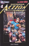 Cover for Action Comics (DC, 2011 series) #1 [RRP Edition]