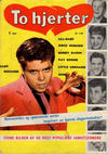 Cover for To hjerter (Serieforlaget / Se-Bladene / Stabenfeldt, 1961 series) #1/1961