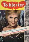 Cover for To hjerter (Serieforlaget / Se-Bladene / Stabenfeldt, 1961 series) #4/1961