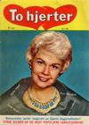 Cover for To hjerter (Serieforlaget / Se-Bladene / Stabenfeldt, 1961 series) #3/1962