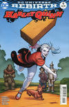 Cover Thumbnail for Harley Quinn (2016 series) #9 [Bill Sienkiewicz Cover Variant]