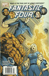 Cover Thumbnail for Fantastic Four (1998 series) #570 [Newsstand Edition]