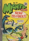 Cover for Mighty Comic (K. G. Murray, 1960 series) #23