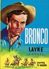 Cover for Bronco Layne (World Distributors, 1960 series) #1964