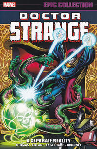 Cover Thumbnail for Doctor Strange Epic Collection (Marvel, 2016 series) #3 - A Separate Reality