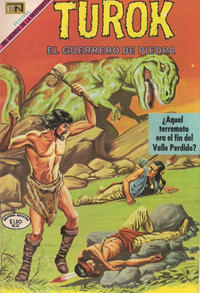 Cover Thumbnail for Turok (Editorial Novaro, 1969 series) #3