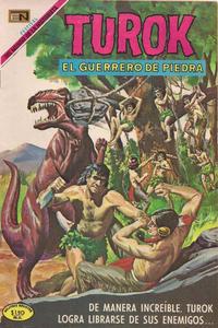 Cover Thumbnail for Turok (Editorial Novaro, 1969 series) #4