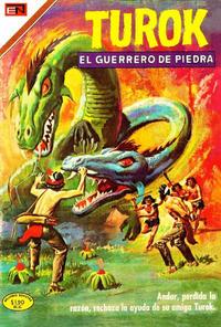 Cover Thumbnail for Turok (Editorial Novaro, 1969 series) #6