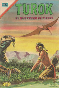 Cover Thumbnail for Turok (Editorial Novaro, 1969 series) #16