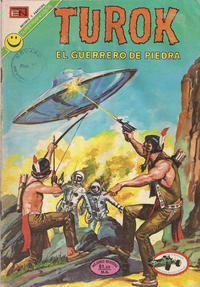 Cover Thumbnail for Turok (Editorial Novaro, 1969 series) #40