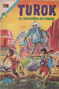 Cover Thumbnail for Turok (Editorial Novaro, 1969 series) #44