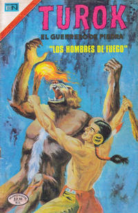 Cover Thumbnail for Turok (Editorial Novaro, 1969 series) #71