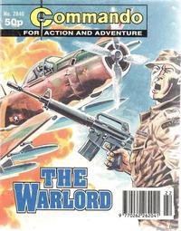 Cover Thumbnail for Commando (D.C. Thomson, 1961 series) #2840