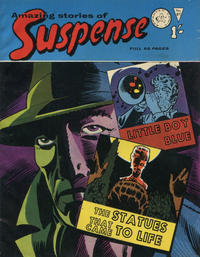 Cover Thumbnail for Amazing Stories of Suspense (Alan Class, 1963 series) #82