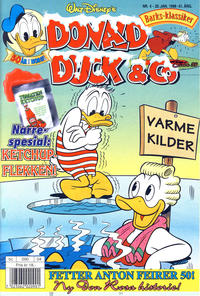 Cover Thumbnail for Donald Duck & Co (Hjemmet / Egmont, 1948 series) #4/1998