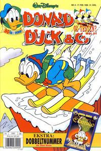 Cover Thumbnail for Donald Duck & Co (Hjemmet / Egmont, 1948 series) #8/1998