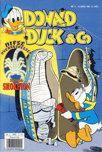 Cover Thumbnail for Donald Duck & Co (Hjemmet / Egmont, 1948 series) #11/1998