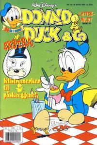 Cover Thumbnail for Donald Duck & Co (Hjemmet / Egmont, 1948 series) #14/1998