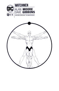 Cover Thumbnail for Watchmen - Edición Especial 30 Aniversario (ECC Ediciones, 2016 series)