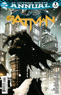 Cover Thumbnail for Batman Annual (DC, 2017 series) #1