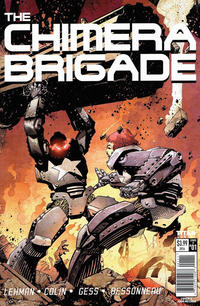 Cover Thumbnail for The Chimera Brigade (Titan, 2016 series) #1 [Cover A]