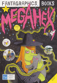 Cover Thumbnail for Megahex (Fantagraphics, 2014 series)