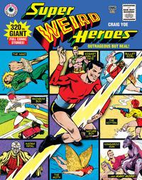 Cover Thumbnail for Super Weird Heroes (IDW, 2016 series) #[nn]