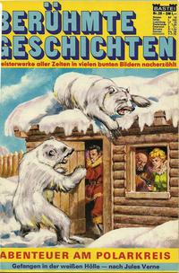 Cover Thumbnail for Bastei Sonderband (Bastei Verlag, 1970 series) #28 - Abenteuer am Polarkreis