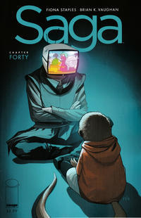 Cover Thumbnail for Saga (Image, 2012 series) #40