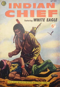 Cover Thumbnail for Indian Chief (World Distributors, 1953 series) #20