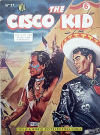 Cover Thumbnail for Cisco Kid (World Distributors, 1952 series) #37