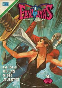 Cover Thumbnail for Fantomas (Editorial Novaro, 1969 series) #360