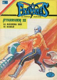 Cover Thumbnail for Fantomas (Editorial Novaro, 1969 series) #362