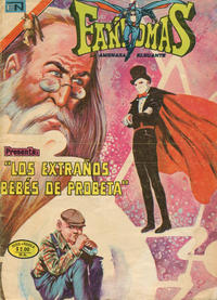 Cover Thumbnail for Fantomas (Editorial Novaro, 1969 series) #203