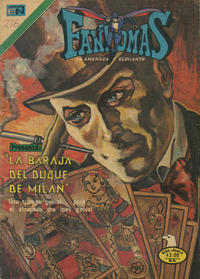 Cover Thumbnail for Fantomas (Editorial Novaro, 1969 series) #280