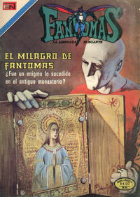 Cover Thumbnail for Fantomas (Editorial Novaro, 1969 series) #308