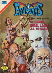 Cover Thumbnail for Fantomas (Editorial Novaro, 1969 series) #336